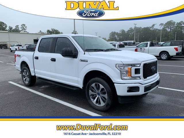 2019 F-150 SuperCrew Cab 4x4, Pickup #KFD09684 - photo 1