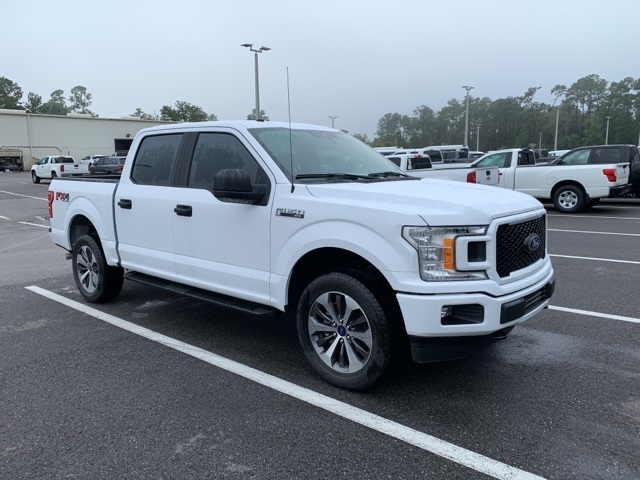 2019 F-150 SuperCrew Cab 4x4, Pickup #KFD09684 - photo 3