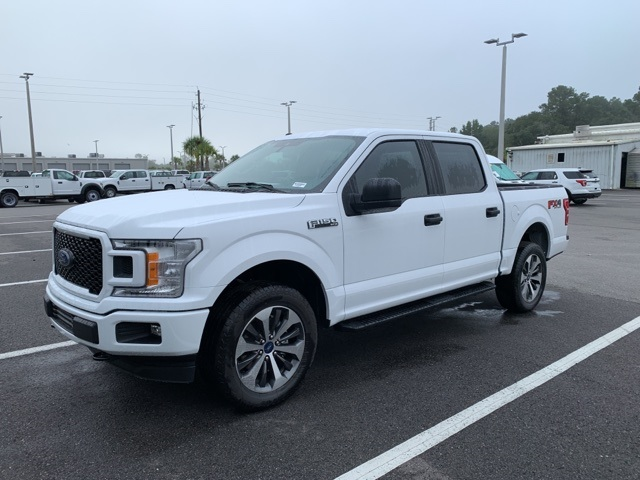 2019 F-150 SuperCrew Cab 4x4, Pickup #KFD09684 - photo 5