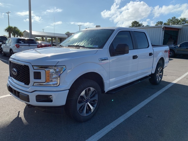 2019 F-150 SuperCrew Cab 4x4, Pickup #KFD09685 - photo 5