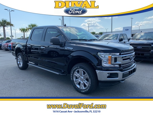 2019 F-150 SuperCrew Cab 4x4, Pickup #KFD09691 - photo 1