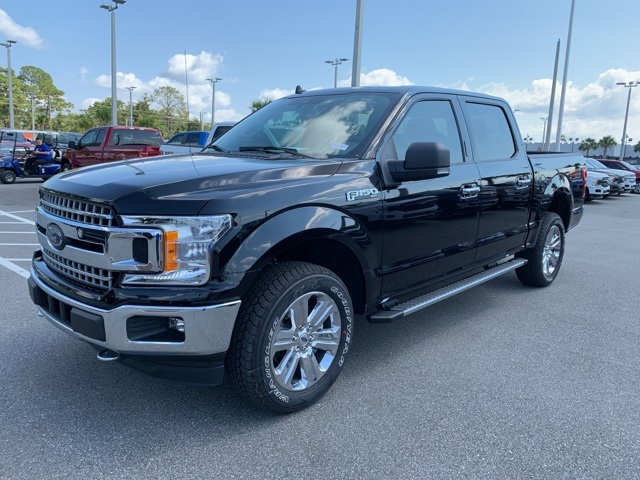2019 F-150 SuperCrew Cab 4x4, Pickup #KFD09691 - photo 5
