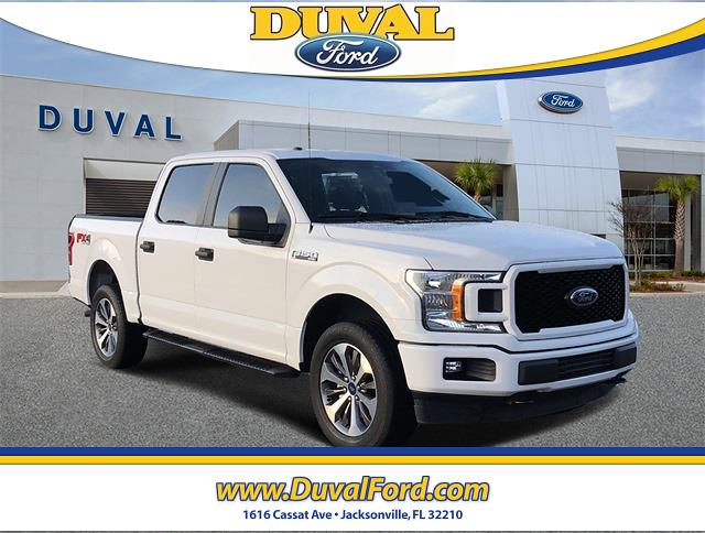 2019 F-150 SuperCrew Cab 4x4, Pickup #KFD16862 - photo 1