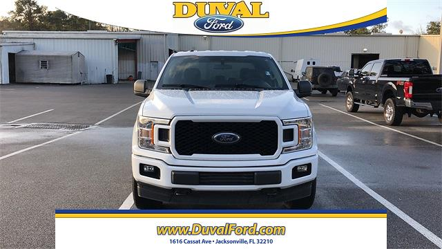 2019 F-150 SuperCrew Cab 4x4, Pickup #KFD16862 - photo 4