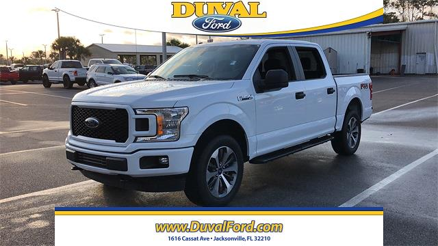 2019 F-150 SuperCrew Cab 4x4, Pickup #KFD16862 - photo 5