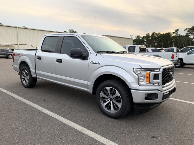 2019 F-150 SuperCrew Cab 4x2, Pickup #KFD41940 - photo 3