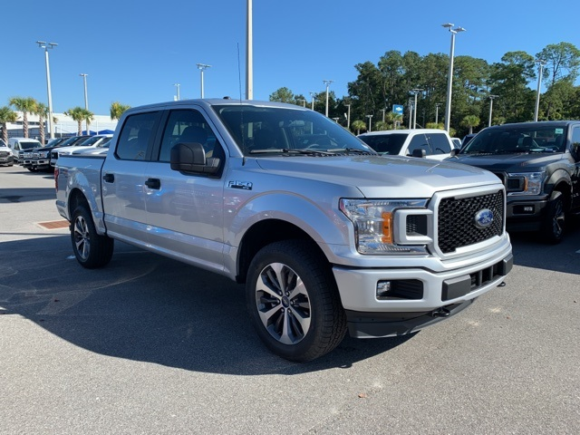 2019 F-150 SuperCrew Cab 4x4, Pickup #KFD41948 - photo 3