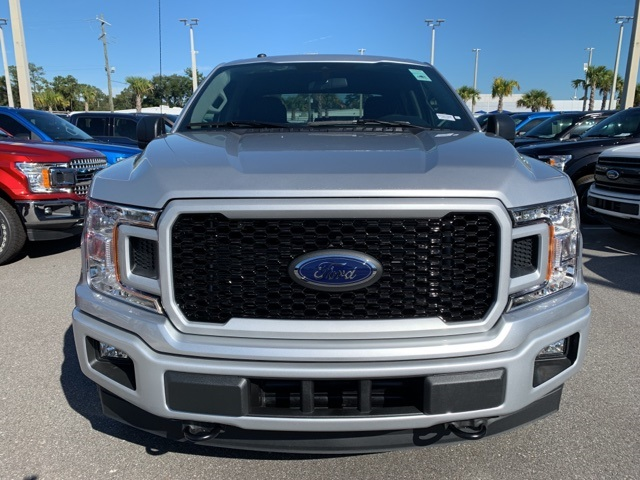 2019 F-150 SuperCrew Cab 4x4, Pickup #KFD41948 - photo 4