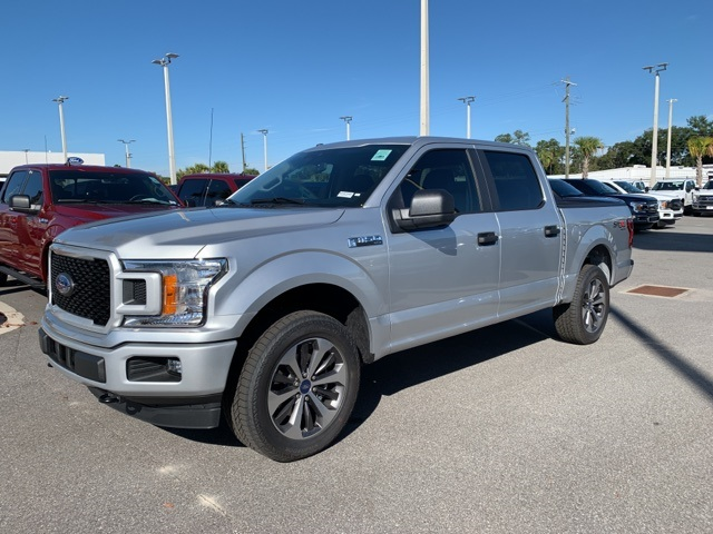 2019 F-150 SuperCrew Cab 4x4, Pickup #KFD41948 - photo 5