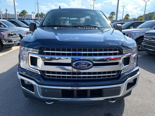 2019 F-150 SuperCrew Cab 4x4, Pickup #KFD50050 - photo 4