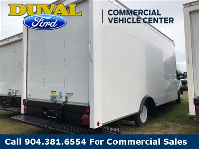 2019 Transit 350 HD DRW 4x2,  Rockport Cargoport Cutaway Van #KKA02869 - photo 2