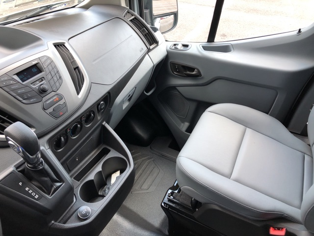 2019 Transit 250 Med Roof 4x2,  Empty Cargo Van #KKA04324 - photo 17
