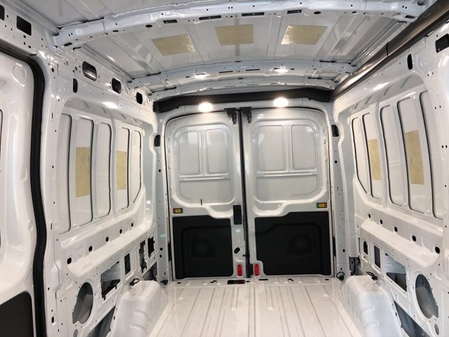 2019 Transit 250 Med Roof 4x2,  Empty Cargo Van #KKA04324 - photo 2