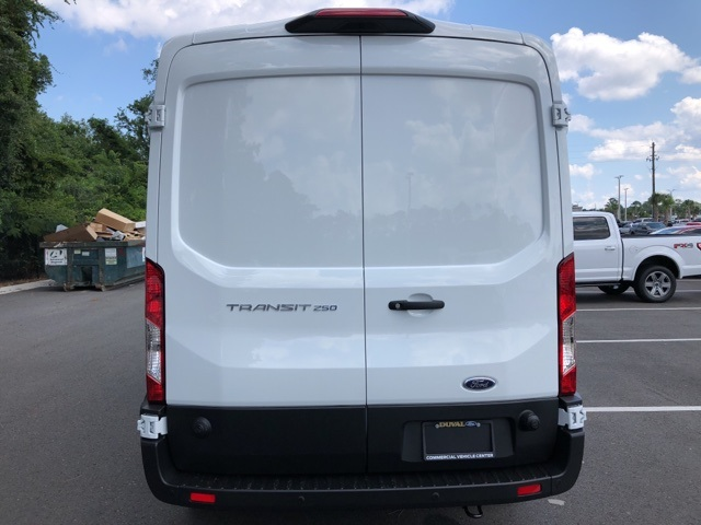 2019 Transit 250 Med Roof 4x2,  Empty Cargo Van #KKA04324 - photo 19