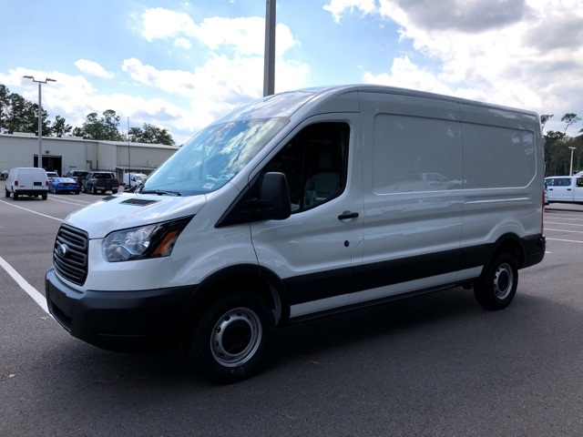2019 Transit 250 Med Roof 4x2,  Empty Cargo Van #KKA04324 - photo 4