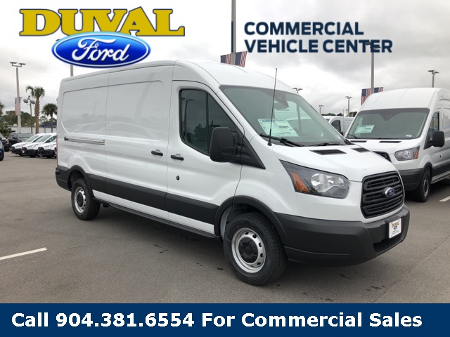 2019 Transit 250 Med Roof 4x2,  Empty Cargo Van #KKA04325 - photo 1