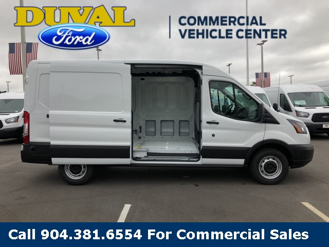 2019 Transit 250 Med Roof 4x2,  Empty Cargo Van #KKA04325 - photo 10