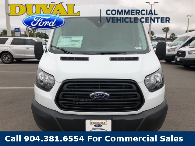 2019 Transit 250 Med Roof 4x2,  Empty Cargo Van #KKA04325 - photo 3