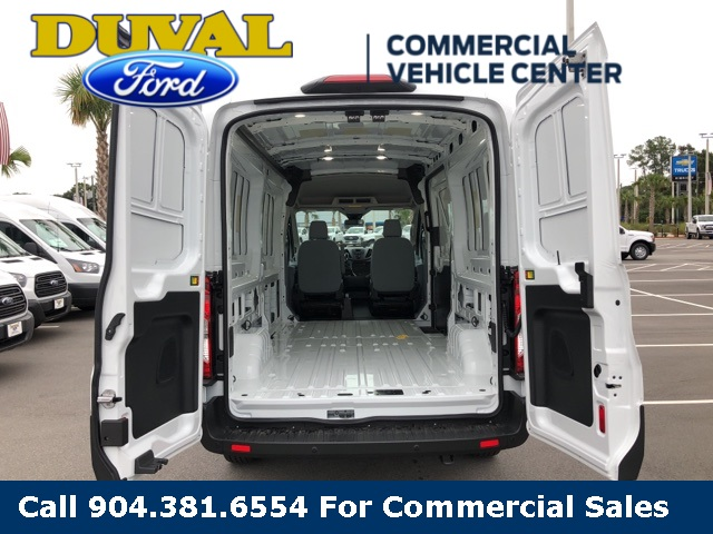 2019 Transit 250 Med Roof 4x2,  Empty Cargo Van #KKA04325 - photo 2