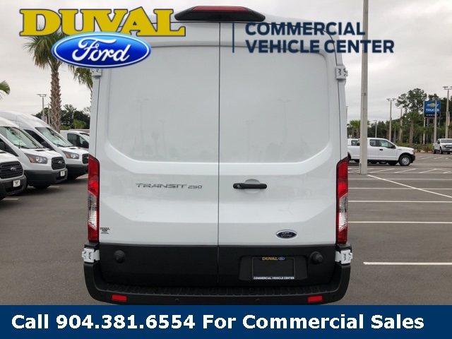 2019 Transit 250 Med Roof 4x2,  Empty Cargo Van #KKA04325 - photo 8