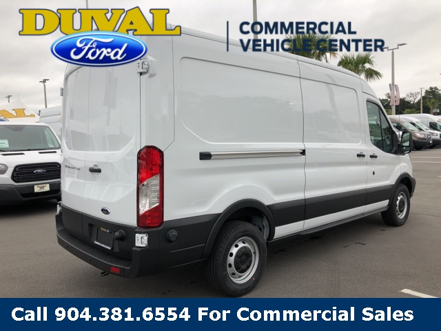 2019 Transit 250 Med Roof 4x2,  Empty Cargo Van #KKA04325 - photo 9