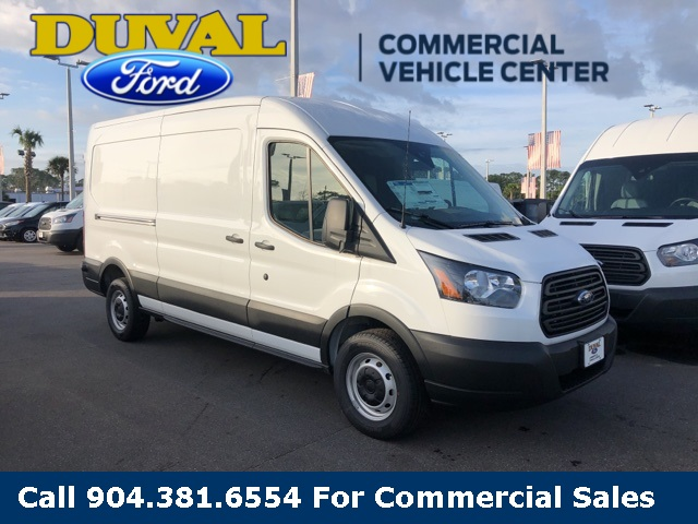 2019 Transit 250 Med Roof 4x2,  Empty Cargo Van #KKA04326 - photo 1