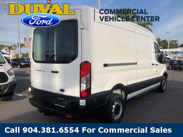2019 Transit 250 Med Roof 4x2,  Empty Cargo Van #KKA04326 - photo 10