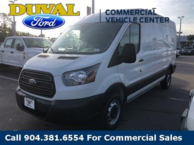 2019 Transit 250 Med Roof 4x2,  Empty Cargo Van #KKA04326 - photo 4