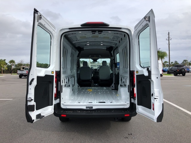 2019 Transit 250 Med Roof 4x2,  Empty Cargo Van #KKA04327 - photo 2