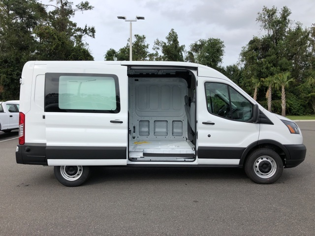 2019 Transit 250 Med Roof 4x2,  Empty Cargo Van #KKA04327 - photo 12