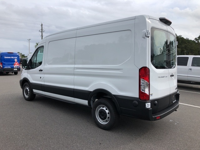 2019 Transit 250 Med Roof 4x2,  Empty Cargo Van #KKA04327 - photo 9