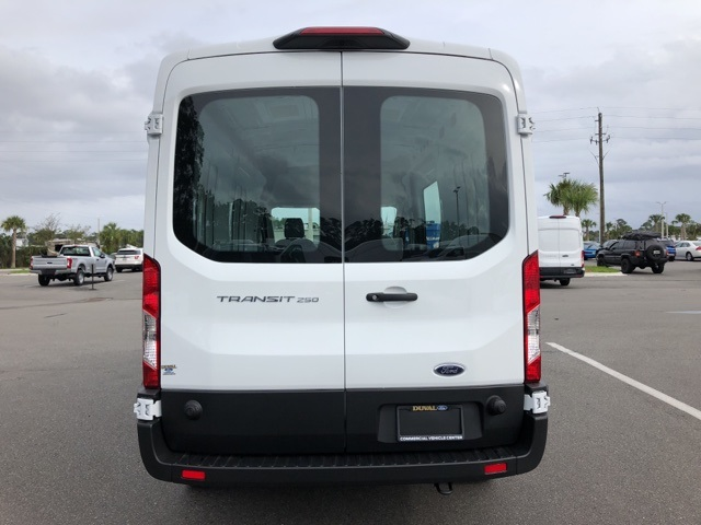 2019 Transit 250 Med Roof 4x2,  Empty Cargo Van #KKA04327 - photo 10
