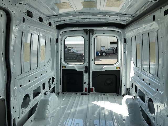 2019 Transit 250 Med Roof 4x2,  Empty Cargo Van #KKA04328 - photo 2