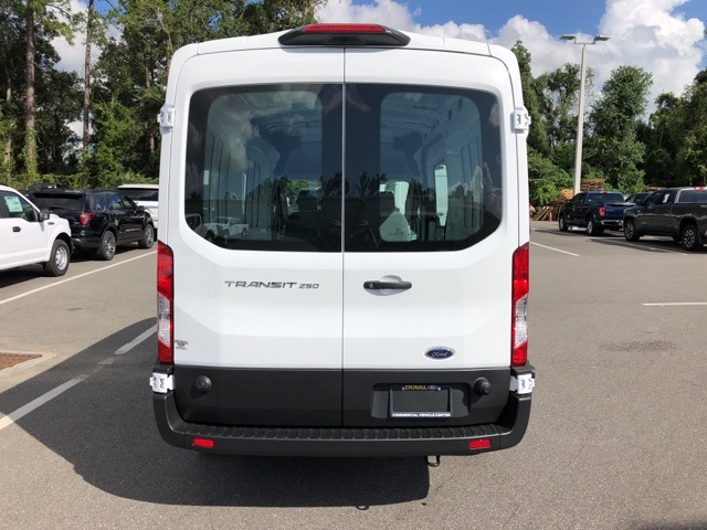 2019 Transit 250 Med Roof 4x2,  Empty Cargo Van #KKA04328 - photo 17