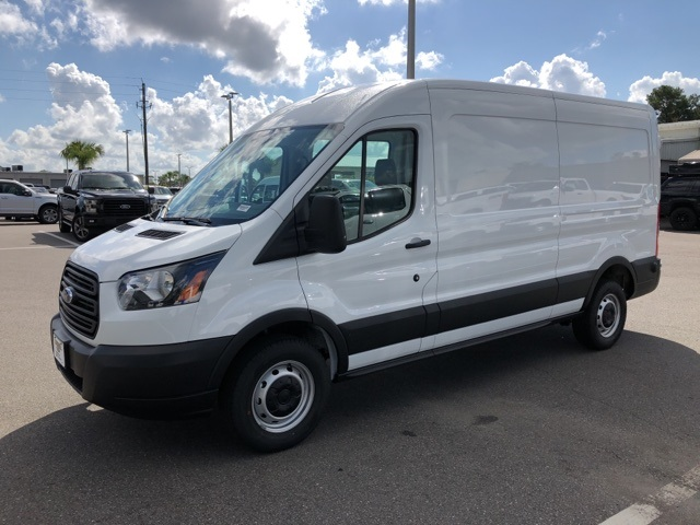 2019 Transit 250 Med Roof 4x2,  Empty Cargo Van #KKA04328 - photo 4