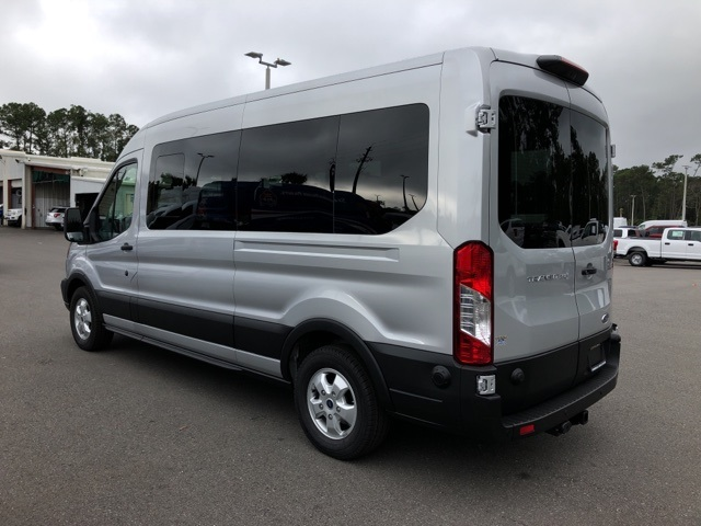 2019 Transit 350 Medium Roof 4x2,  Passenger Wagon #KKA04334 - photo 9