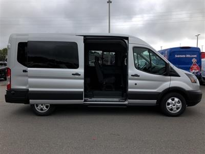 2019 Transit 350 Medium Roof 4x2,  Passenger Wagon #KKA04334 - photo 12