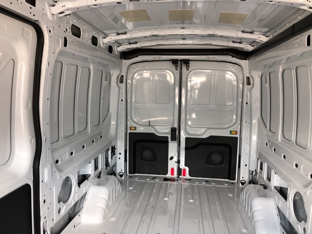 2019 Transit 250 Med Roof 4x2,  Empty Cargo Van #KKA08724 - photo 2