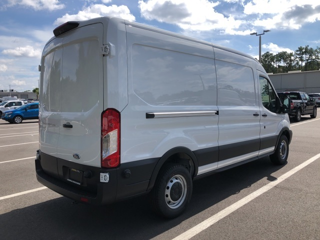 2019 Transit 250 Med Roof 4x2,  Empty Cargo Van #KKA08724 - photo 18