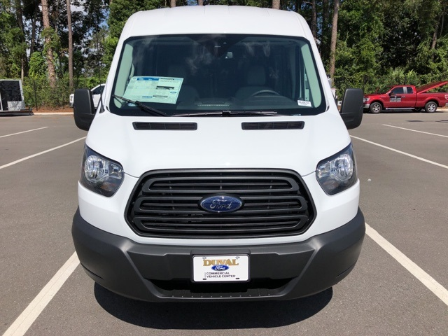 2019 Transit 250 Med Roof 4x2,  Empty Cargo Van #KKA08724 - photo 3