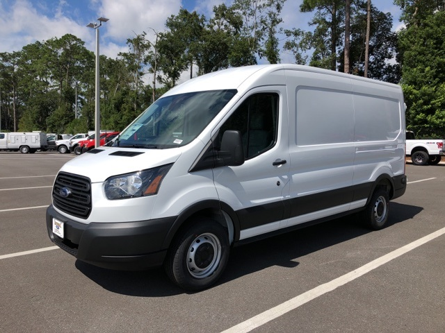 2019 Transit 250 Med Roof 4x2,  Empty Cargo Van #KKA08724 - photo 4