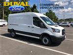 2019 Transit 250 Med Roof 4x2,  Empty Cargo Van #KKA08724 - photo 1