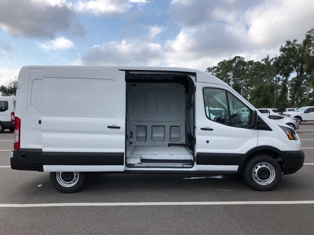 2019 Transit 350 Medium Roof 4x2,  Empty Cargo Van #KKA08726 - photo 10