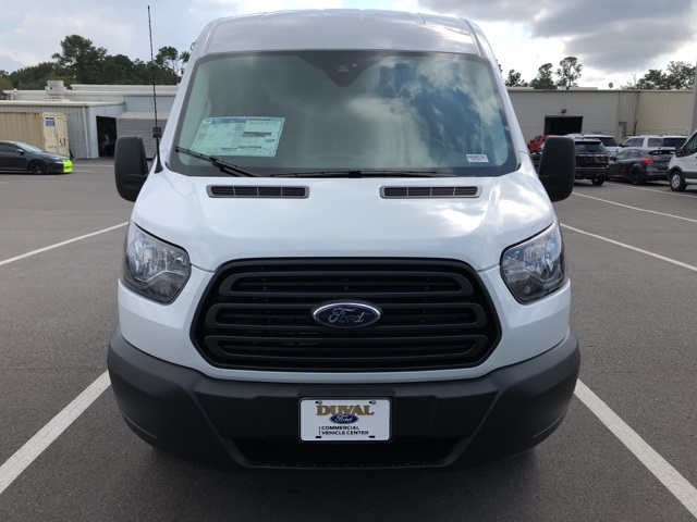 2019 Transit 350 Med Roof 4x2,  Empty Cargo Van #KKA08726 - photo 3