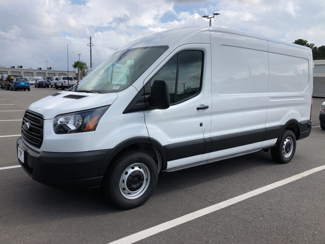 2019 Transit 350 Med Roof 4x2,  Empty Cargo Van #KKA08726 - photo 4