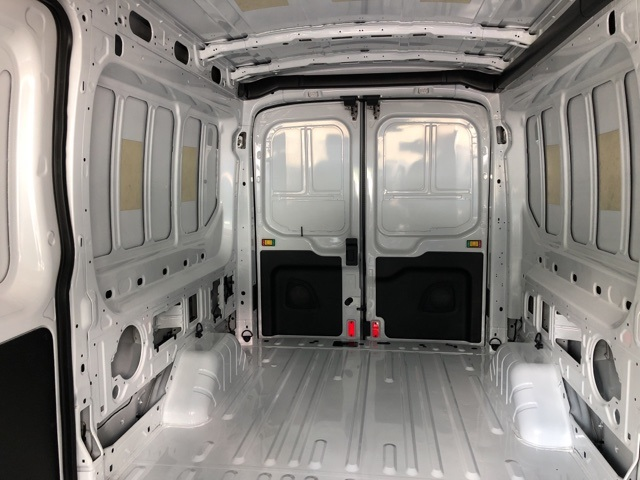 2019 Transit 350 Medium Roof 4x2,  Empty Cargo Van #KKA08726 - photo 7