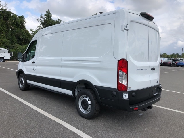2019 Transit 350 Med Roof 4x2,  Empty Cargo Van #KKA08726 - photo 8
