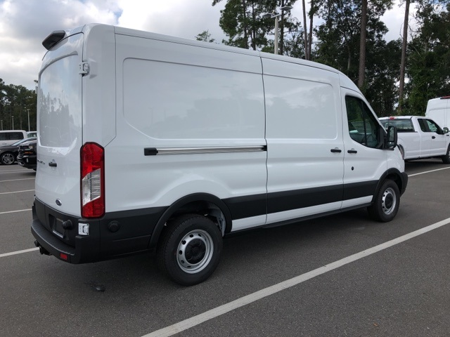 2019 Transit 350 Medium Roof 4x2,  Empty Cargo Van #KKA08726 - photo 9