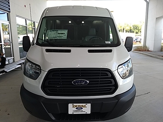 2019 Transit 250 Med Roof 4x2,  Empty Cargo Van #KKA10752 - photo 3