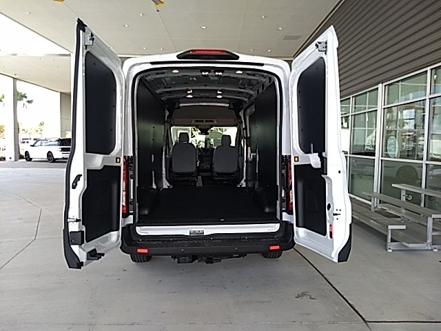 2019 Transit 250 Med Roof 4x2,  Empty Cargo Van #KKA10752 - photo 2